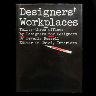 Designers' Workplaces. Beverly Russell