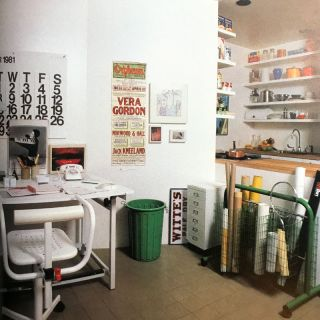 Designers' Workplaces