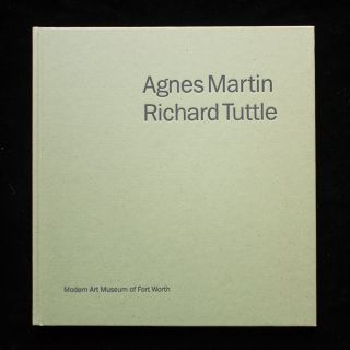 Agnes Martin/Richard Tuttle