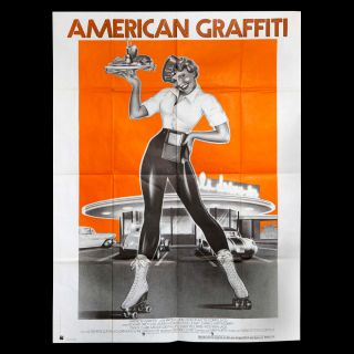 American Graffiti. George Lucas, David Willardson, designer