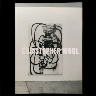 Christopher Wool. Christopher Wool