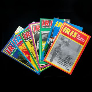 IRIS: The Republican Magazine [seven issues]. IRIS, Sinn Féin