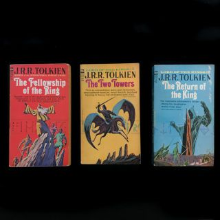 The Lord of the Rings. J. R. R. Tolkien, Jack Gaughan