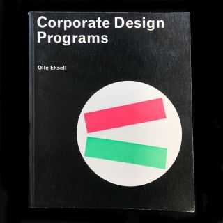 Corporate Design Programs. Olle Eksell