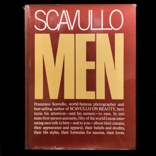 Scavullo On Men. Francesco Scavullo, rnes, co-writers