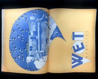 WET: The Magazine of Gourmet Bathing and Beyond