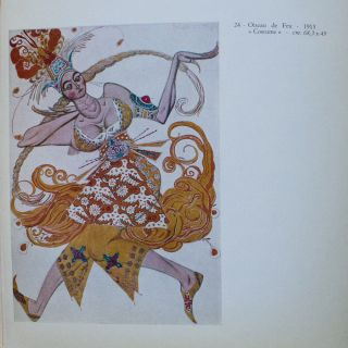 An Exhibition for the Centenary of Leon Bakst