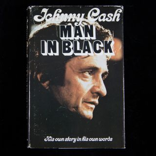 Man In Black. Johnny Cash.