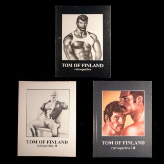 Tom of Finland: Retrospective; WITH: Tom of Finland: Retrospective II; WITH: Tom of Finland: Retrospective III