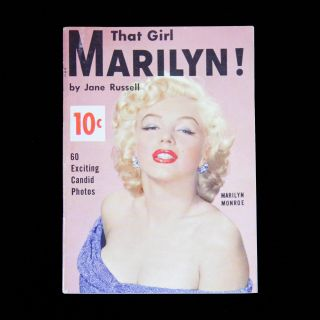 That Girl Marilyn!