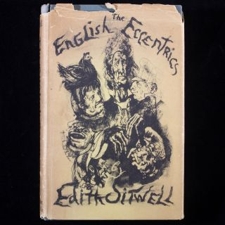 The English Eccentrics. Edith Sitwell