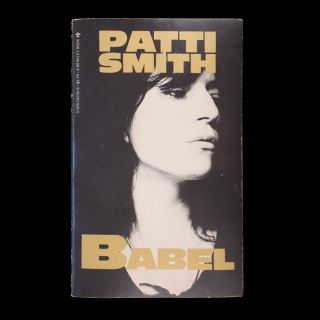 Babel. Patti Smith.
