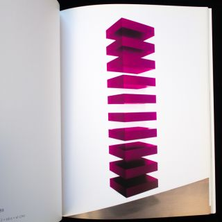 Donald Judd: Stacks