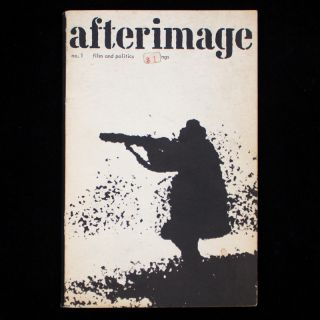 Afterimage. Film and Politics. Jean-Luc Godard, Simon Field, Peter Sainsbury.