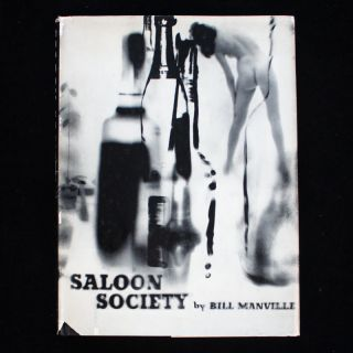 Saloon Society. Bill Manville, David Attie, Alexey Brodovitch, photographer, designer