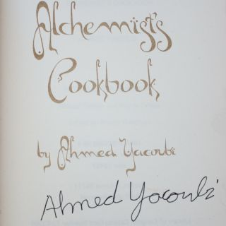 Alchemist's Cookbook