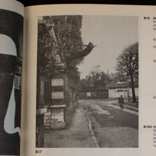 Was Ist Backworks?; WITH: Backworks? Catalog No. B. Performance: Photographs of a Decade 1959-69
