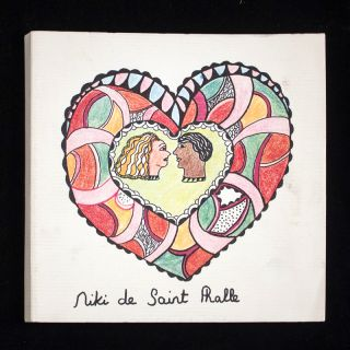 My Love Where Shall We Make Love? Niki de Saint Phalle.