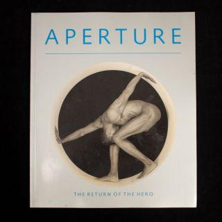 Aperature 110. Steve Dietz, Nan Richardson, John Baldessari, Bruce Chatwin, Robert Mapplethrope, contributers.