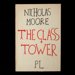 The Glass Tower: Poems 1936 - 43. Nicholas Moore, Lucian Freud